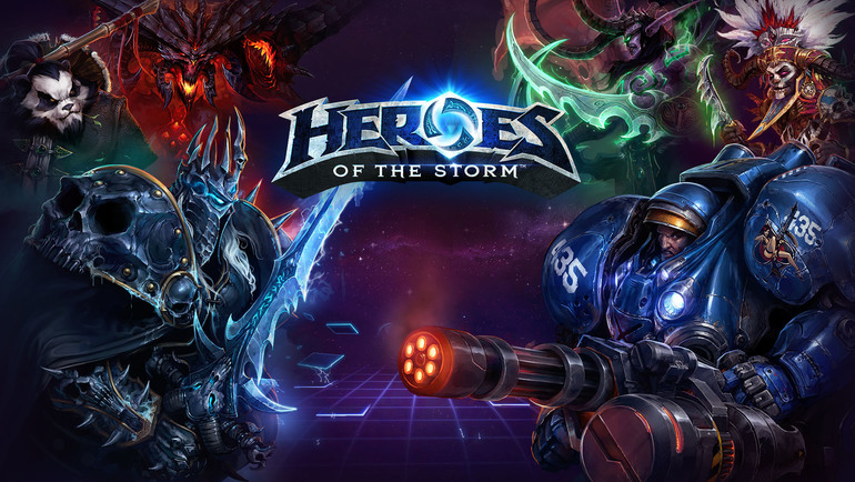 Er Heroes of the Storm ved at dø ud?