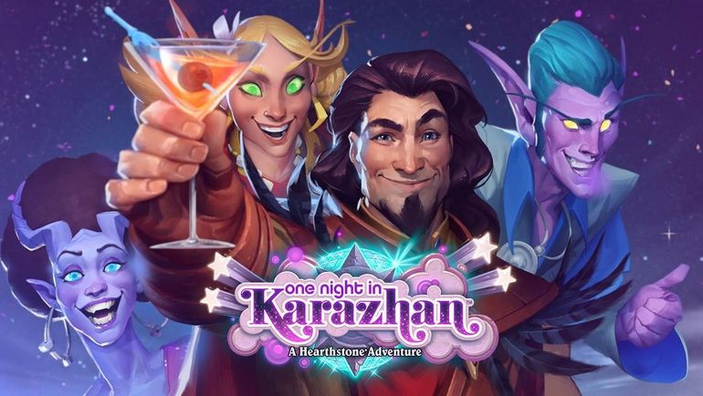 Nyt Hearthstone adventure ude: One Night in Karazhan!