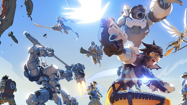 Ny turnering: Overwatch Contenders