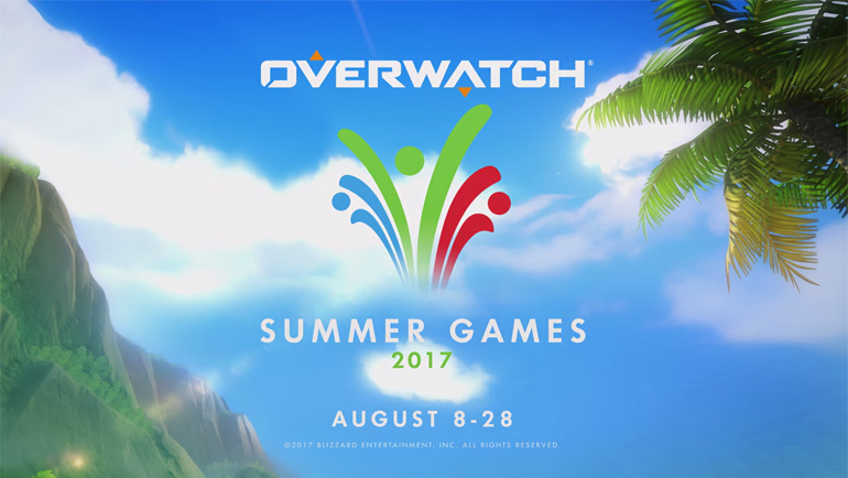 Hård start på Overwatch Summer Games 2017