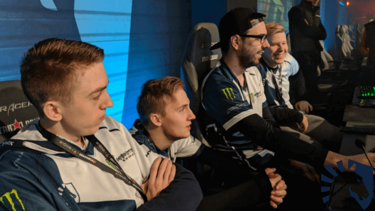 Scoom forlader Team Liquid?