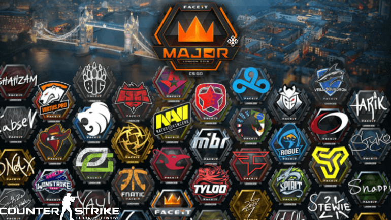 FACEIT Major, London 2018 - Her er alt du behøver at vide