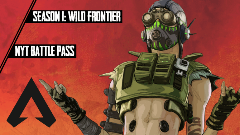 Apex Legends: Sæson 1 og Battle Pass fra i morgen!
