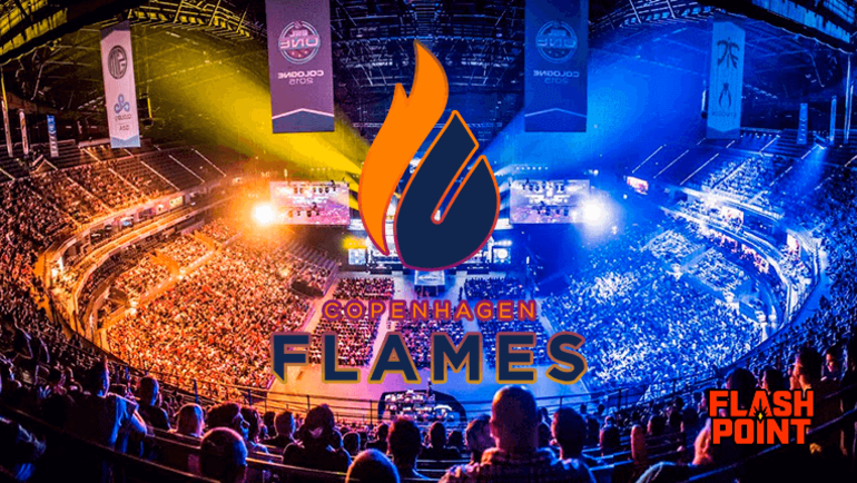 Rygte: Copenhagen Flames overtager BIG's plads ved FLASHPOINT