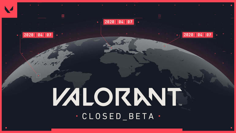 Riot Games lancerer VALORANT lukket beta den 7 April