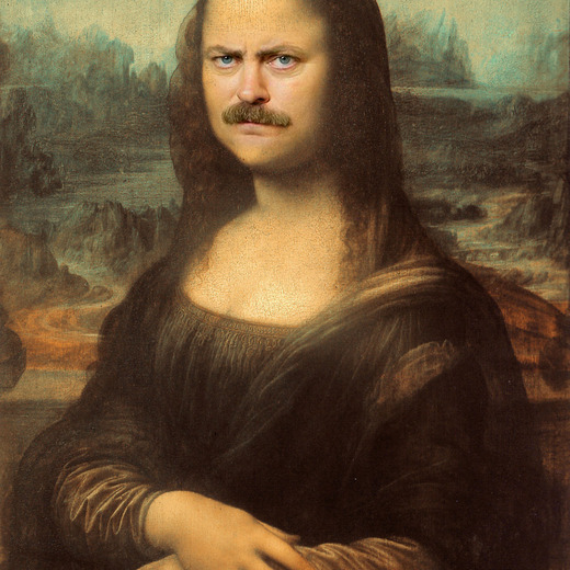 Large_ron-swanson-mona-lisa